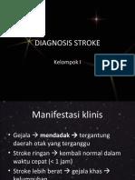 Diagnosis Stroke Kel 1
