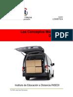 Ensayo Logistica