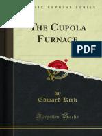 The Cupola Furnace 1000205809