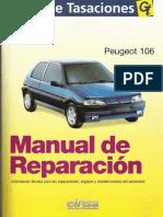 Peugeot 106 Manual de Taller