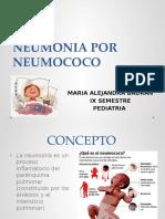 Neumonia Por Neumococo