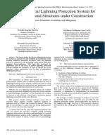 Articulo IEEE Sobre Protección Contra Rayos