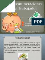 remuneraciones