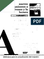 Nuevos Acercamientos a Los Jovenes y La Lectura Michel Petite