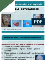 Prothesis- curs reabilitare