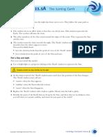 Worksheet u11.1A