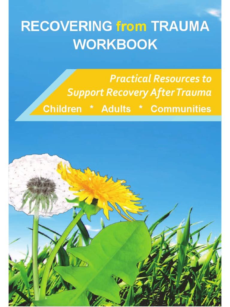 Overcoming Sexual Trauma Workbook Released