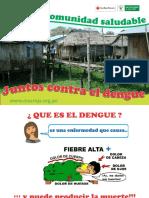 Dengue Rotafolio Maynas