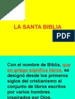1 LA BIBLIA