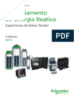 Catálogo Técnico - Capacitores 2015
