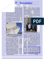 AEHT Newsletter of April 2010