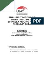 ANALISIS Y DE MEJORA DE INVENTARIO DE LA EMPRESA MOLINO.docx