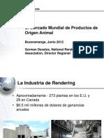 Mercado Mundial Subproductos