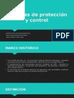 Sistemas de Protección y Control