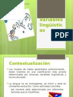 Variables Linguisticas (1)
