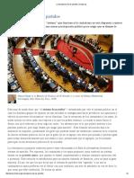 La Decadencia de Los Partidos _ Elcato