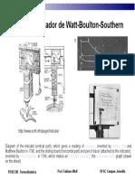 Diagrama Indicador de Watt