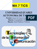 TEMA 7 TICS