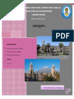 Sitios Turisticos Arequipa
