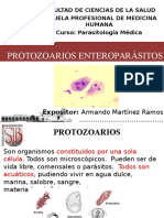 Protozoos Enteroparasitos i