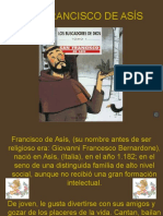 SAN FRANCISCO DE ASÍS.ppt