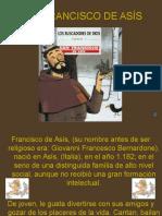 SAN FRANCISCO DE ASÍS.ppt