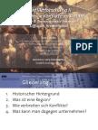 Int. Konfliktforschung II - Woche 08 - Transnationale Prozesse