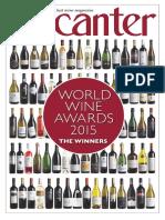decanter wine magazine 2015
