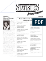 Asq Statistics Division Newsletter v16 i02 Full Issue