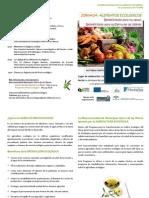 Programa Jornada Alimentos Ecologicos