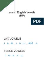 04 Vowels