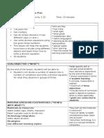 lesson plan-division