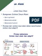 Sistem Imun Alami (Innate Immun System) Pertemuan VIII