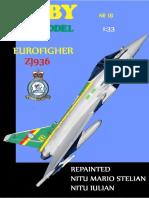 Eurofighter Zj936