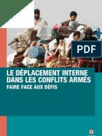 Le déplacement interne dans les conflits armés