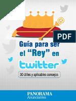Guia Rey en Twitter
