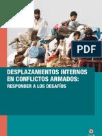 Desplazamientos internos en conflictos armados