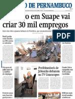 Jarbas confirma Estaleiro para Pernambuco