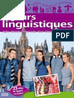 Séjours linguistiques 2010