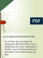 Reflexiones Sobre La Globalizacion