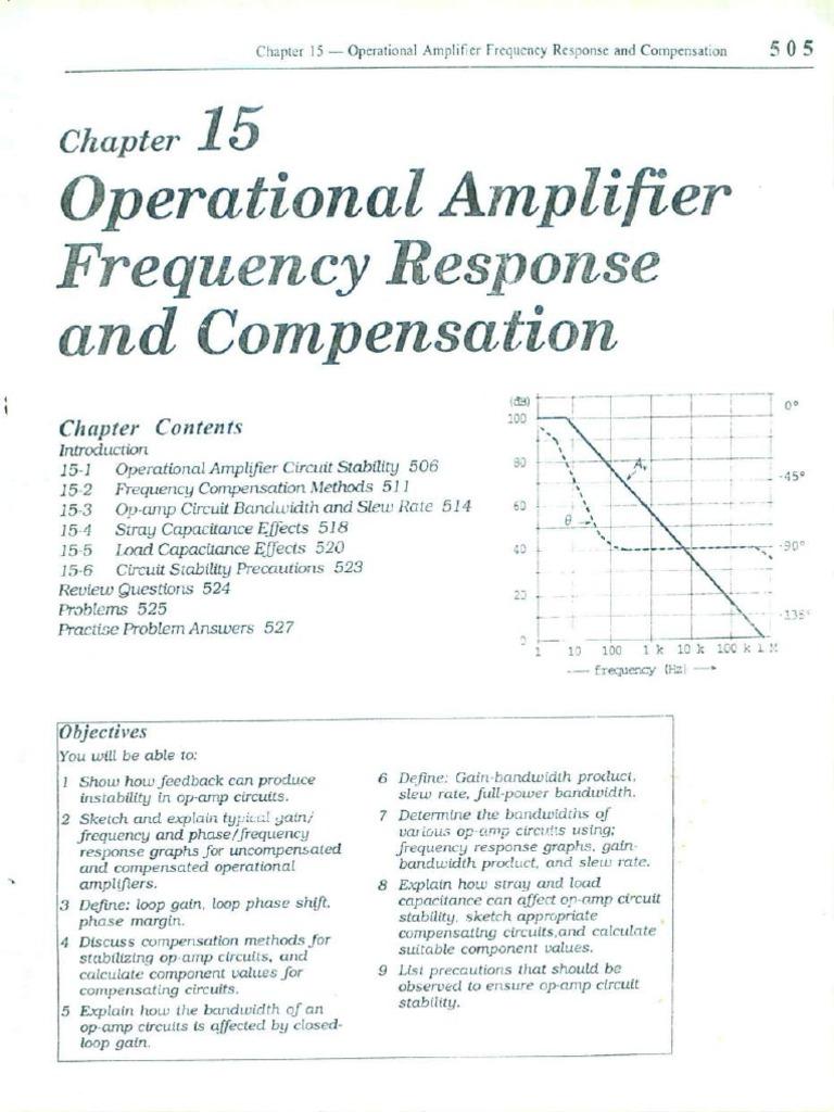 4 Chapter 15 21 Operational Amplifier 25w Classa Power Audio Circuit Diagram Supreem Circuits