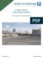 Curwen School, Plaistow