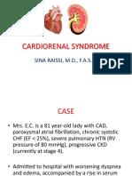 Cardiorenal Syndrome