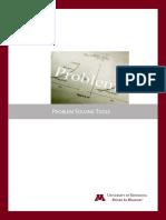TOOLKIT Problem Solving