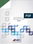 Diccionario de Variables Espac 2014-2015