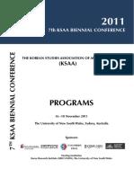 7th KSAA Conf Program (2)