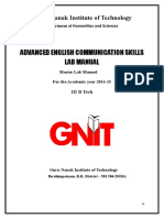Aecs Manual