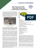 MeasurIT Tideflex Press Release TMS Improves Water Quality 0906