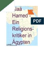Oliver Kloss - Hamed - Ein Religionskritiker in Aegypten