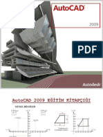 AutoCAD 2009 Eğitim Kitapçığı